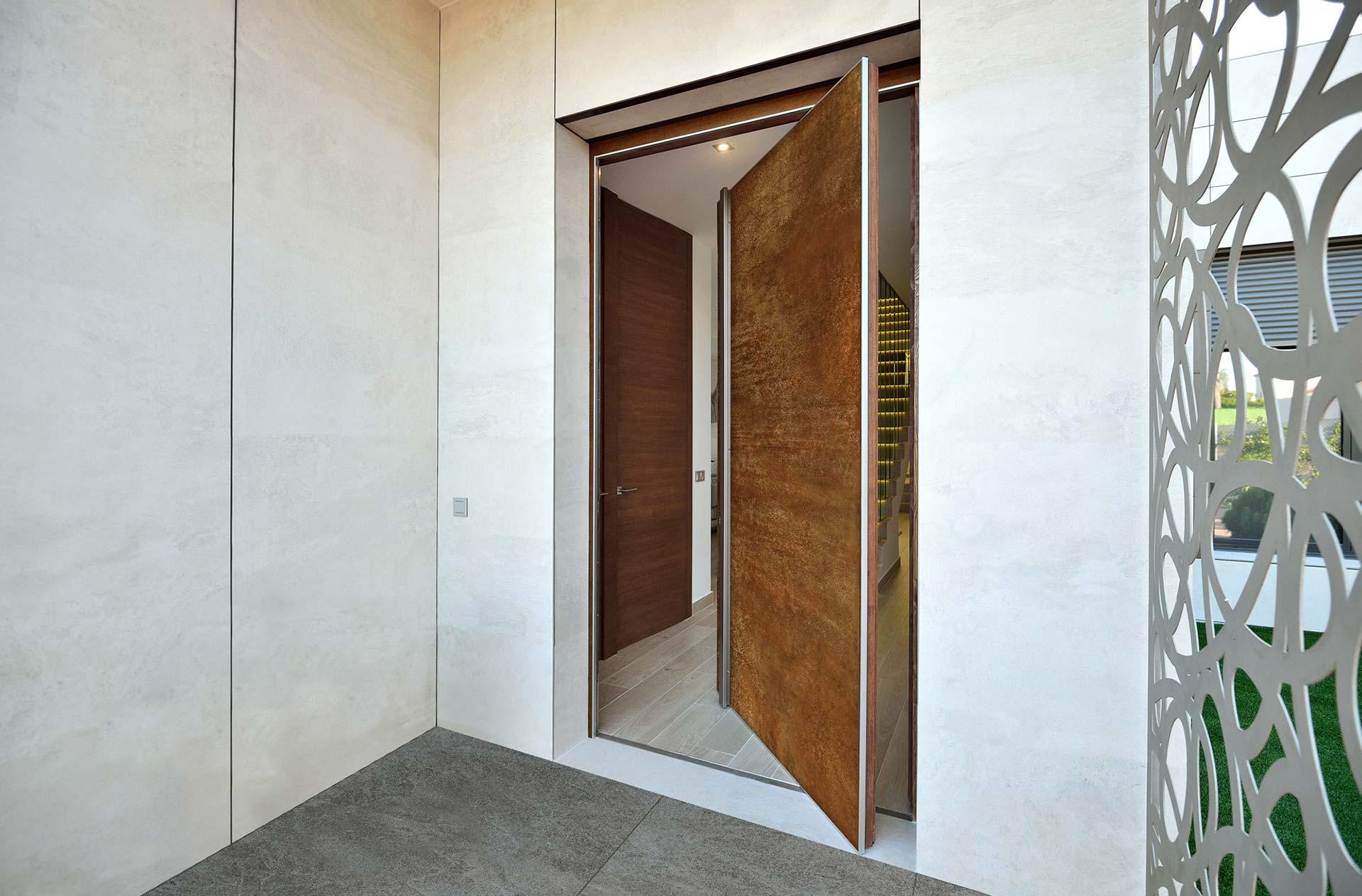 Puertas porcelánicas: Diseño 3.0