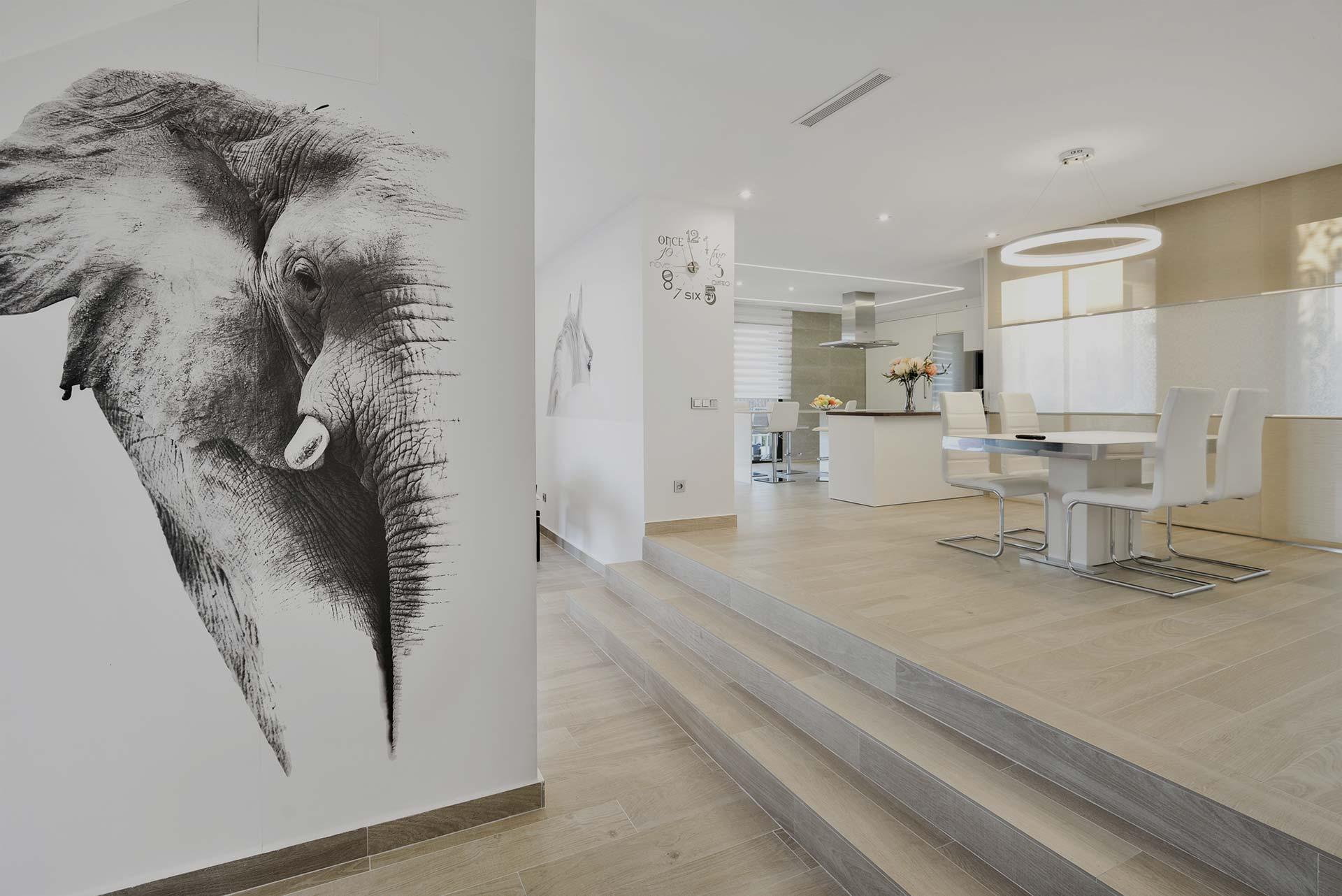 Queramia Interiores | Arquitectos Modernos